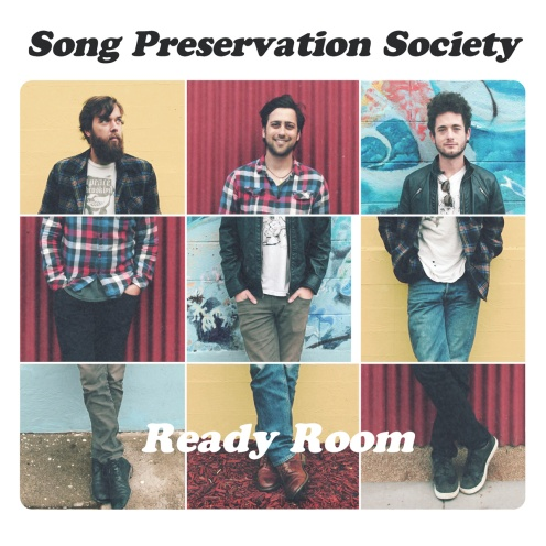 Ready Room Album Cover